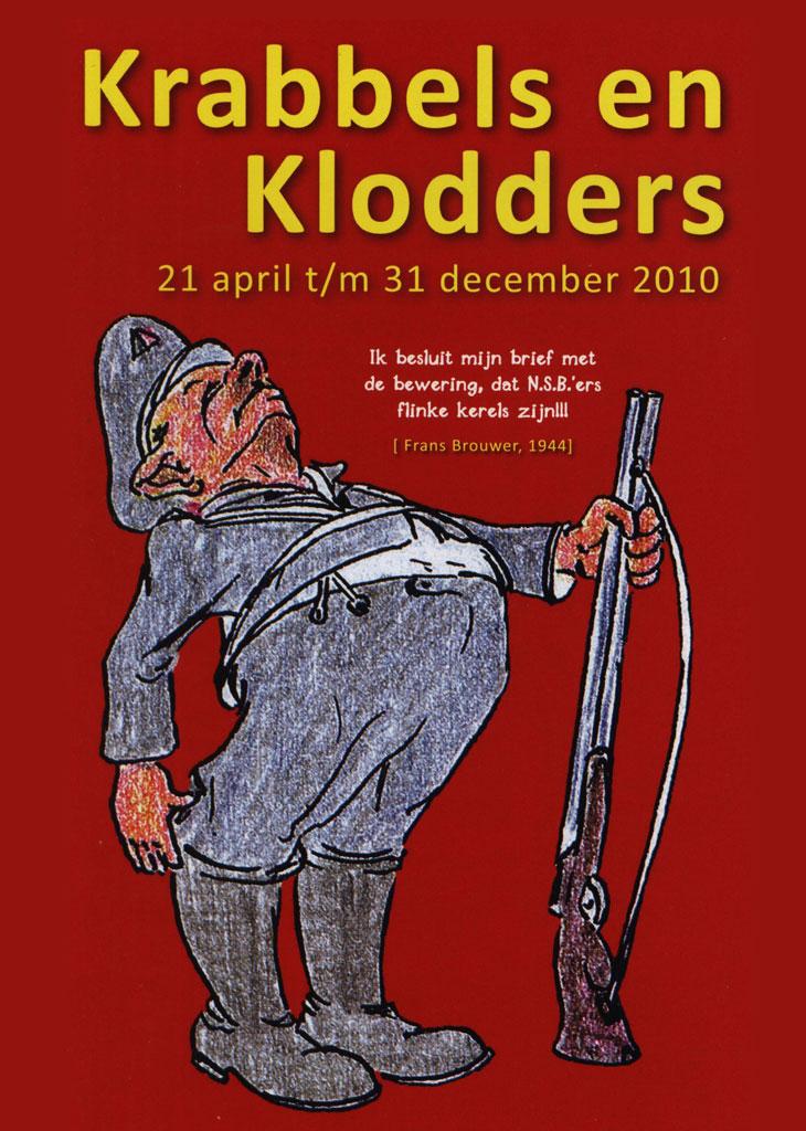 Krabbels en Klodders